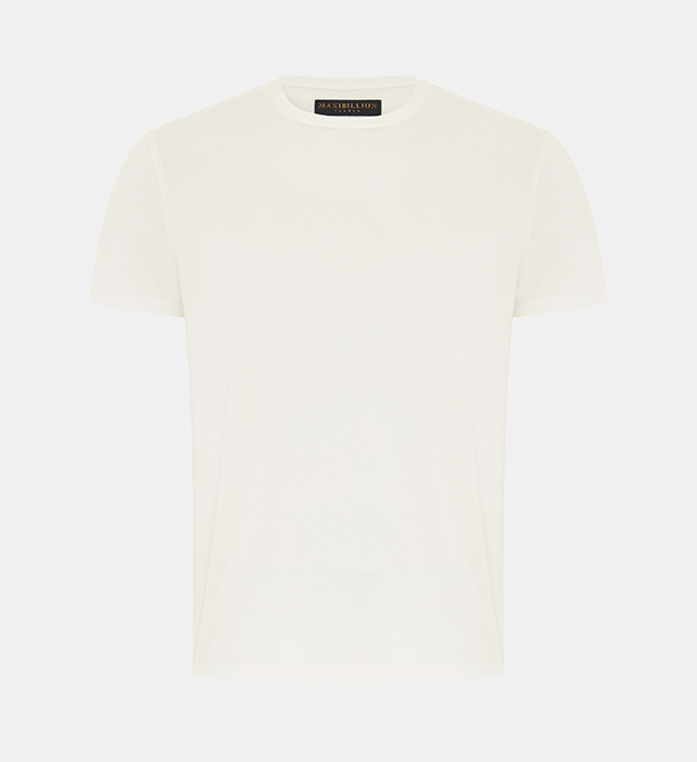 Maxibillion-Mens-C-neck-T-Shirt-Max-Off-White-1